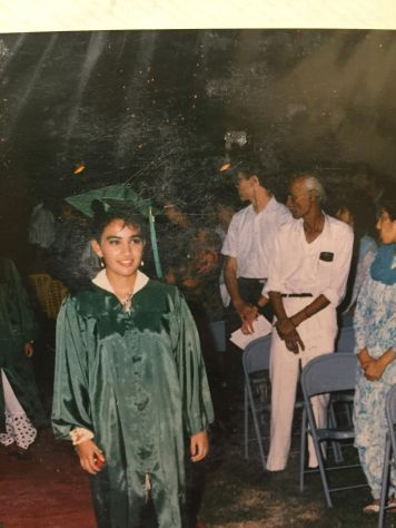 Chhablani at graduation